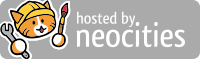 Hosted by Neocities, 1 GB of free hosting space.